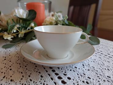 Thomas Tapio Wirkkala Finlandia Kaffeetasse mit Unterteller