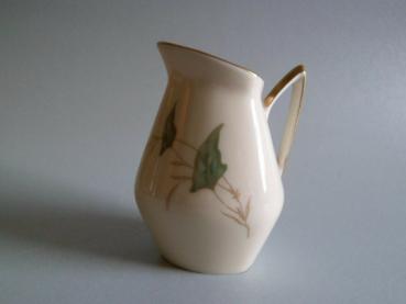 Vintage Porzellan Milchkännchen D & R W Weissenstadt