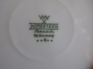 Mitterteich Form 2000 Suppenteller
